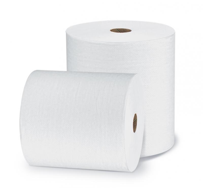 กระดาษเช็ดอุตสาหกรรม L20 จัมโบ้โรล (Wypall* L20 Perforated Jumbo Roll Wipers)