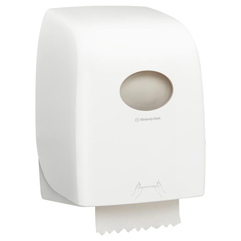กล่องใส่กระดาษเช็ดมือแบบม้วน Aquarius (Roll Hand Towel Dispenser)
