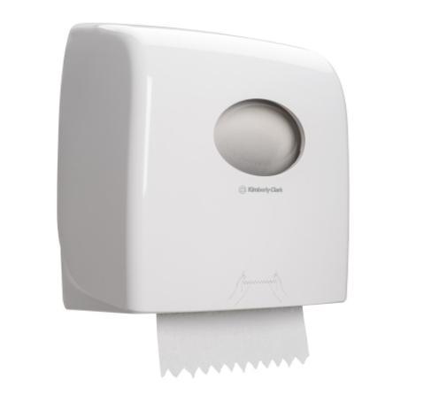 กล่องใส่กระดาษเช็ดมือแบบม้วน Silm Roll Aquarius - (Slim Roll Hand Towel Dispenser)